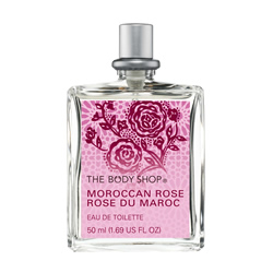 The Body Shop-MOROCCAN ROSE EDT 摩洛哥玫瑰淡雅香水
