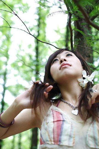魅惑女人香廣告001