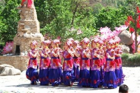 四川省國家羌族歌舞團