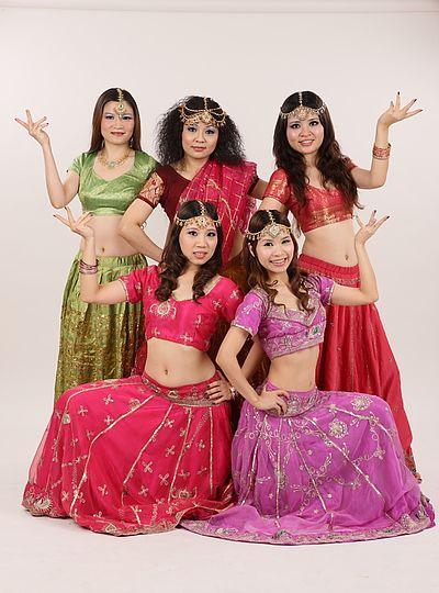 100822第一幕印度舞