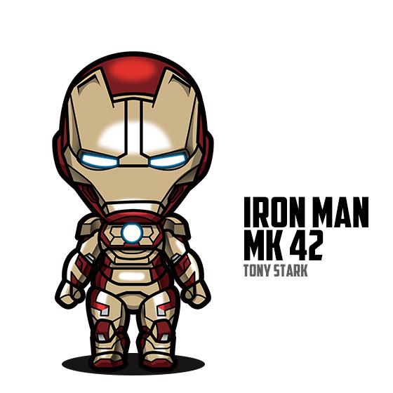 Ironman mk42