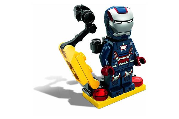 iron man iron patriot
