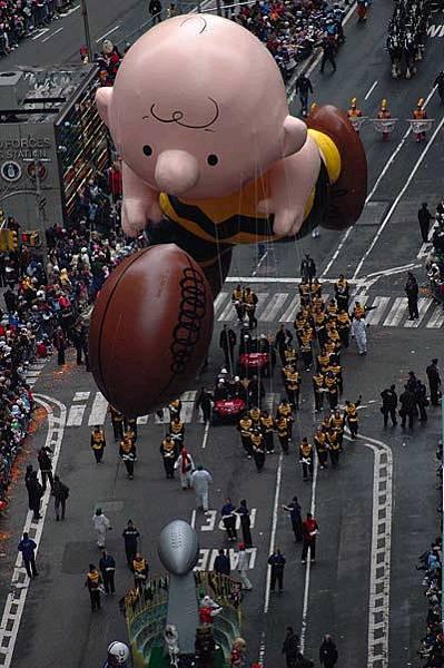 查理布朗熱氣球
