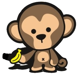 猴仔大頭照