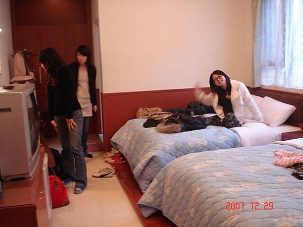 女生的房間