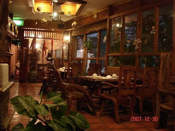 泰式料理餐廳