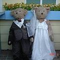 熊新郎&新娘
