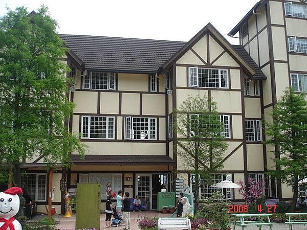 綠光森林主要建築物