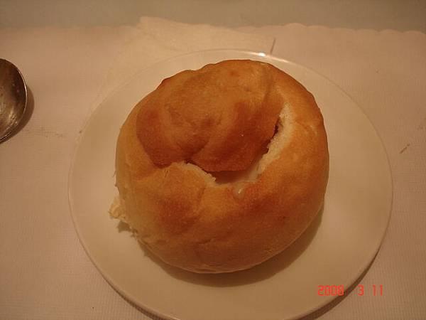 麵包法式儂湯