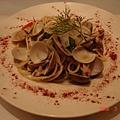 我的蛤蠣義大利麵