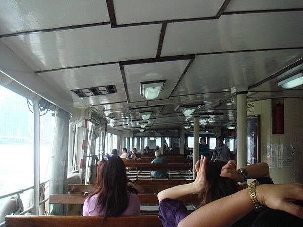 船板有分上層和下層