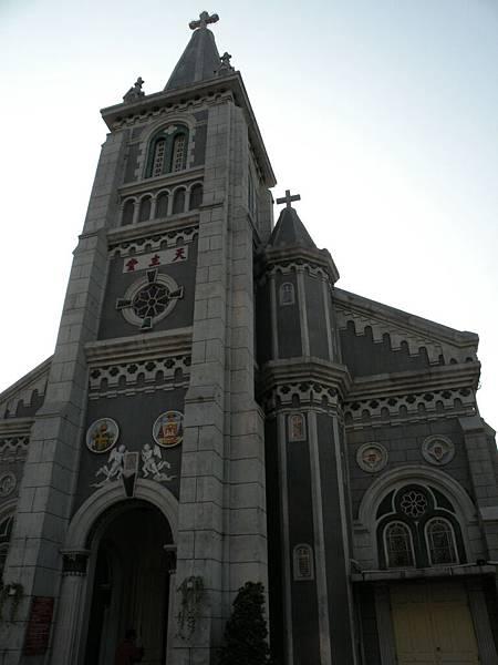 全台最大的玫瑰聖母教堂