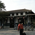 接著來到聽說也是非常古老的車站
