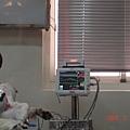 測量脈搏心跳的機器