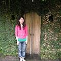 TG民宿的門