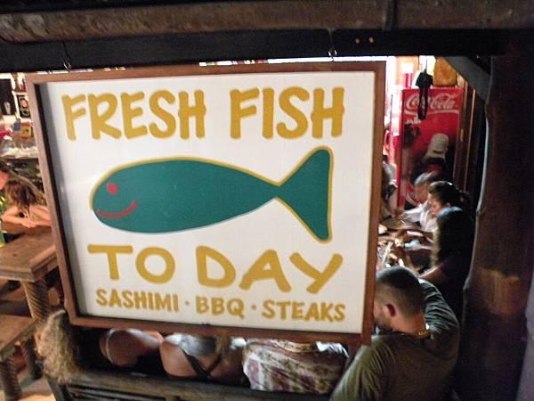 星期四有鮪魚餐