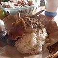 IBUOKA烤豬飯