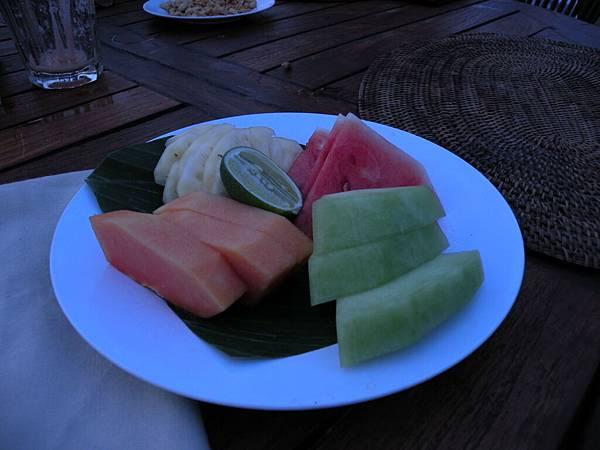 飯後水果怎麼都長一樣不可口