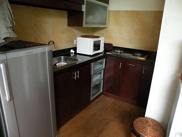 villa廚房