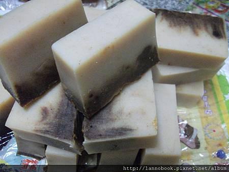 馬鈴薯茶籽洗衣皂