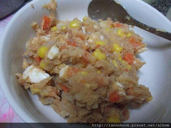 鮪魚薯玉米-原味