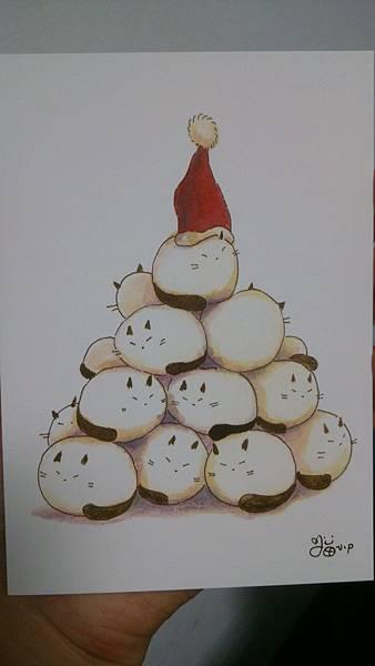 堆堆貓雪球