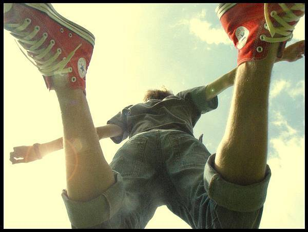 free fall by ~brtl