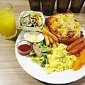 中和四號公園 美食 早午餐
