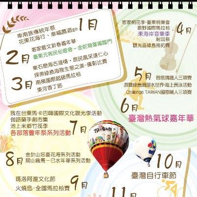 2013台東怎麼玩