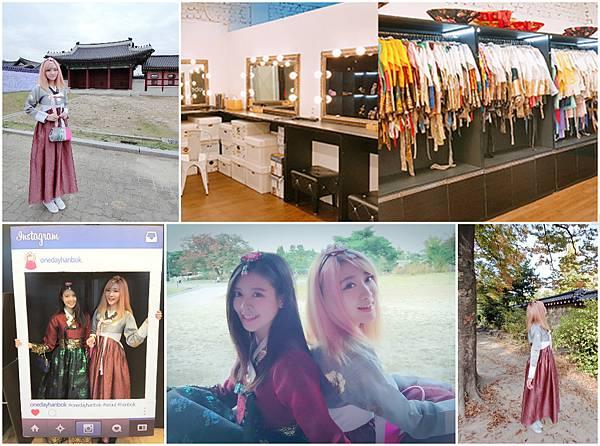 |Tung 彤彤專欄|穿著韓服穿梭在景福宮|<oneday hanbok>各式各樣超美韓服任你選