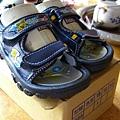 切貨海綿寶寶兒童涼鞋 (6)