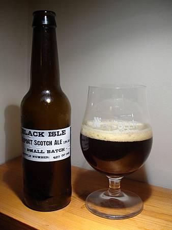Black Isle Export Scotch Ale