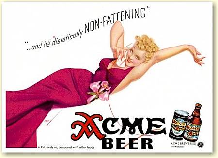 Acme Lady in Red shadow