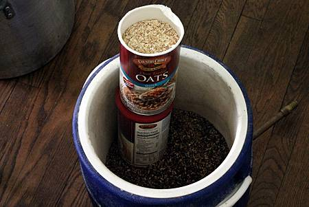 Toasted Oats for Stout