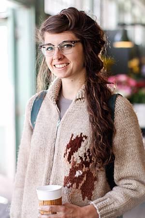 Amy Krone Seattle street style fashion it