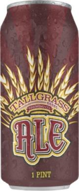 2010年換上罐裝的Tallgrass Ale