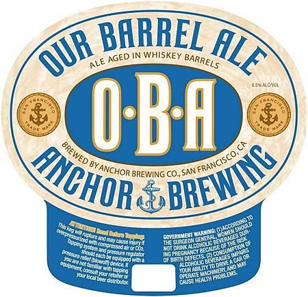 Anchor-Our-Barrel-Ale-keg-label