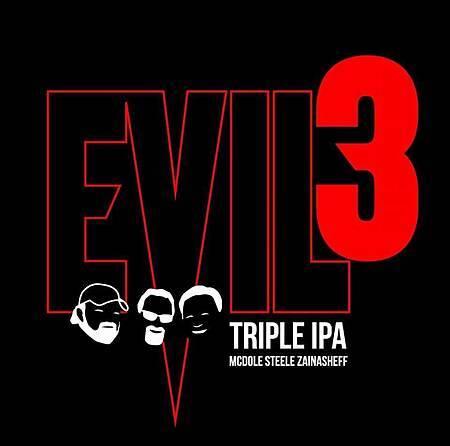 Heretic Evil3酒標