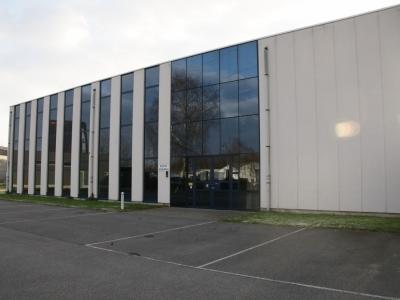 De Halve Maan位於布魯日市郊的廠房,供熟成、裝瓶用