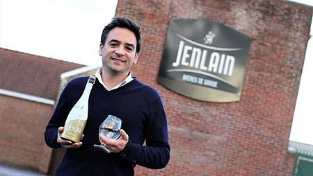 Mathieu Duyck與Jenlain聖誕啤酒