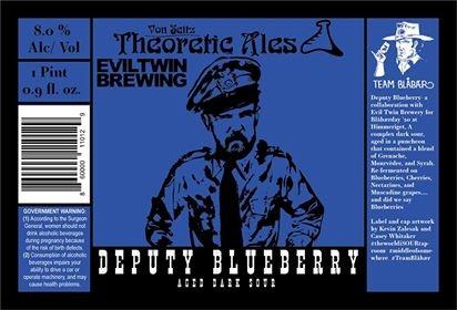 Deputy Blueberry