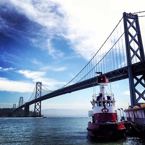 HM day 16 Bay Bridge