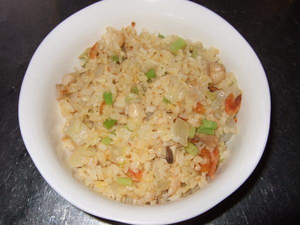 櫻花蝦炒飯1.JPG