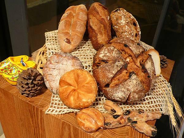 歐法麵包大集合~
