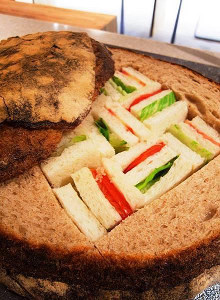 鄉村裝三明治