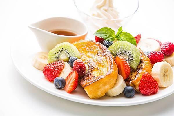 綜合水果法式吐司