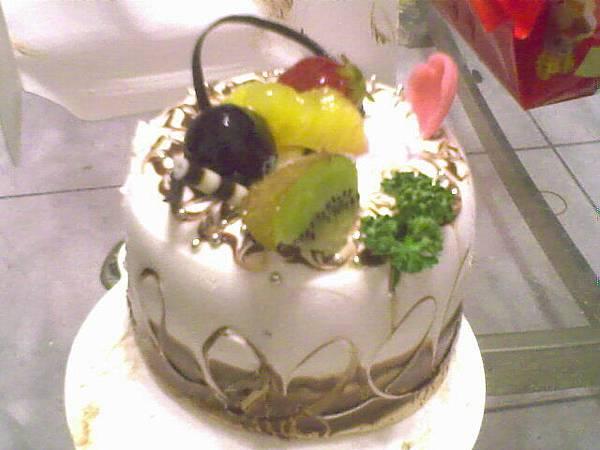 很久很久前情人節蛋糕