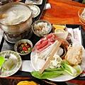 集集漂流木餐廳牛奶牛肉火鍋