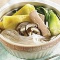 燕餃粉絲湯-1