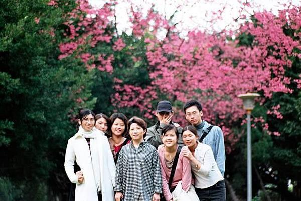 台北拜訪Q媽之行